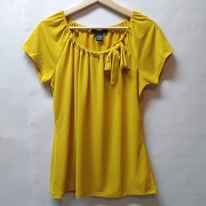 Adele & May Short sleeve top Size XL